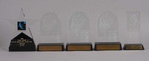 7: Mancow: A Group of Five Radio Personality Awards,