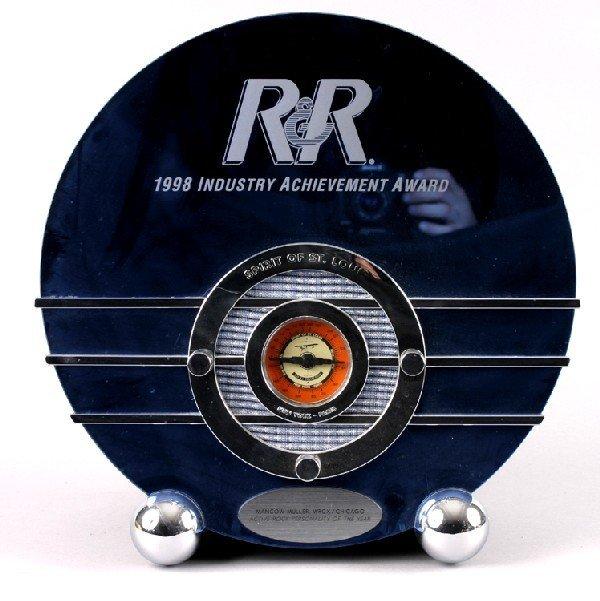 8: Mancow: An R & R 1998 Industry Achievements Award,