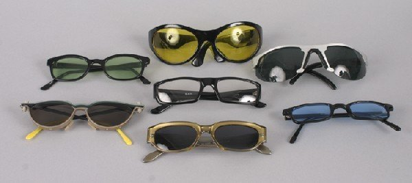 20: Mancow: A Group of Sunglasses,