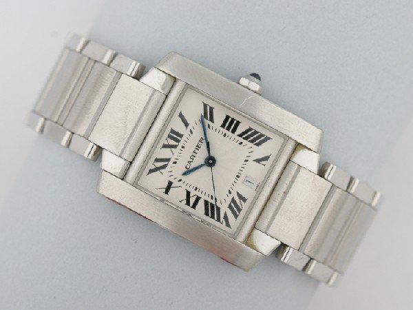 22: Mancow: A Gentlemen's Watch, Cartier, Tank Collecti
