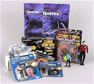"""105: Mancow:A Group of Miscellaneous Star Trek"""" Items,"""""""