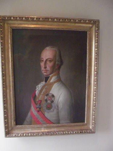 KAIZER FRANZ VON 1 OSTERRICH OF AUSTRIA 1820 MUSEUM Q