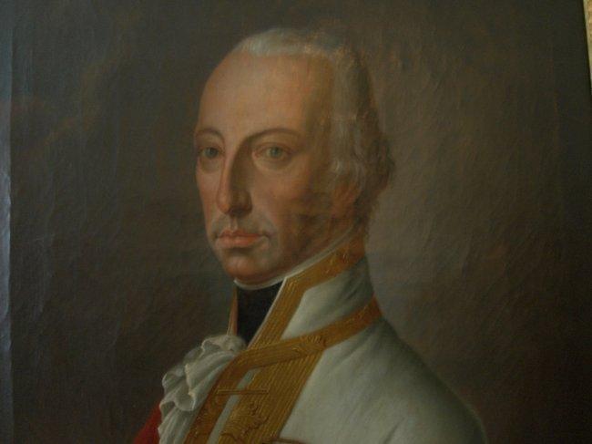 KAIZER FRANZ VON 1 OSTERRICH OF AUSTRIA 1820 MUSEUM Q - 2