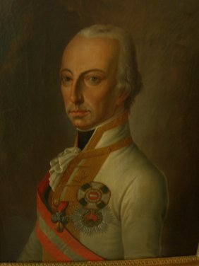 KAIZER FRANZ VON 1 OSTERRICH OF AUSTRIA 1820 MUSEUM Q - 4