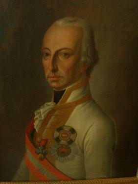 KAIZER FRANZ VON 1 OSTERRICH OF AUSTRIA 1820 MUSEUM Q - 6