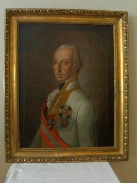 KAIZER FRANZ VON 1 OSTERRICH OF AUSTRIA 1820 MUSEUM Q - 7