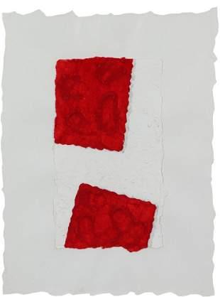 Pino Pinelli - Pittura su carta