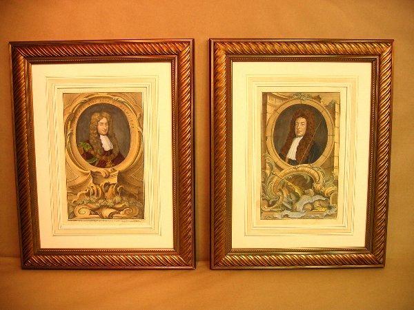 19: Decorative art prints of portraits