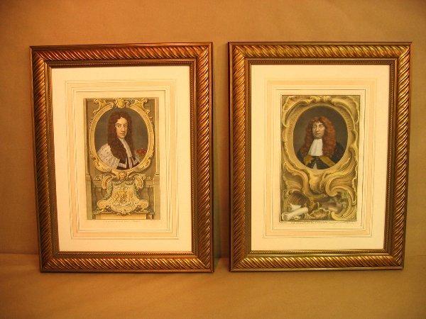 22: Decorative art prints of portraits