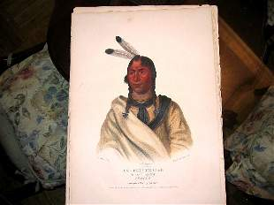 American Indians by McKenney + Hall