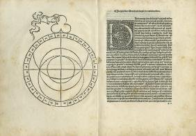 Two Astrological Works - Venice, 1485 - Abraham Ibn