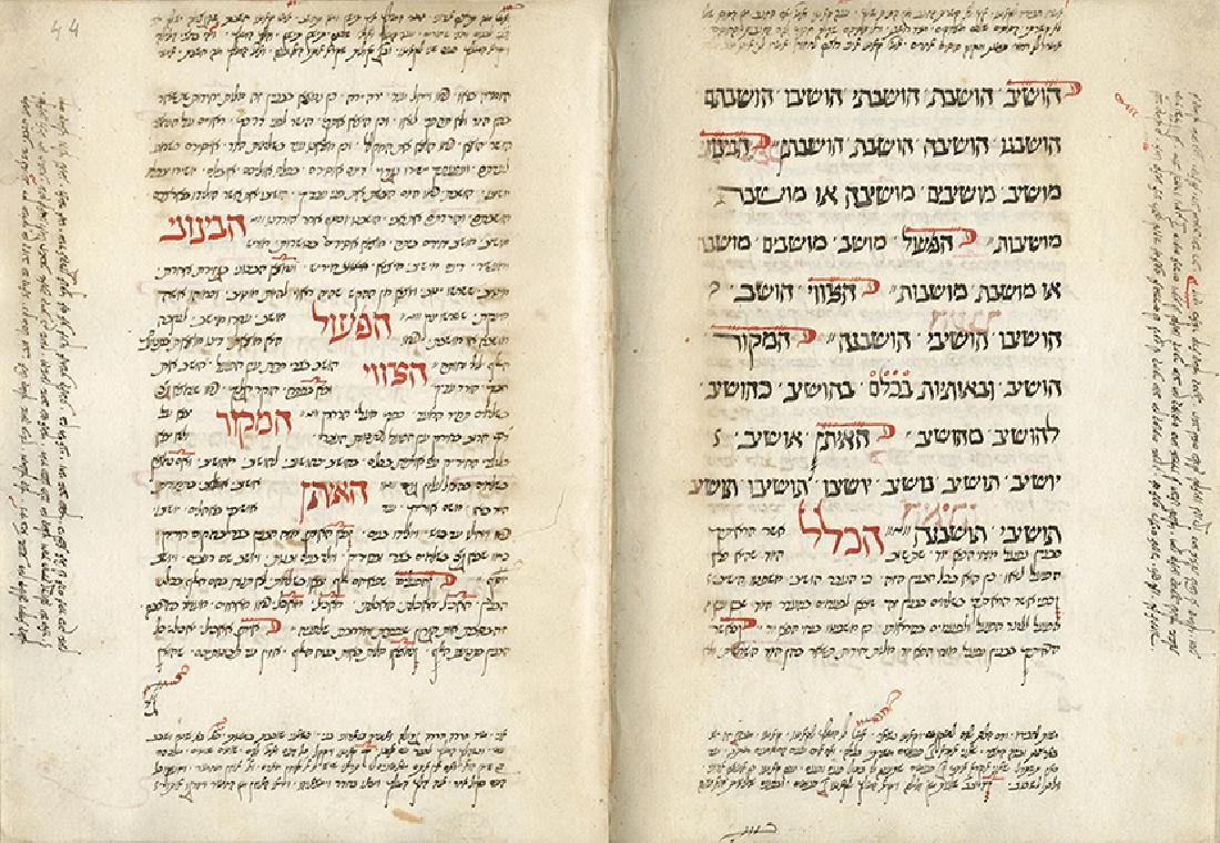 Manuscript - Compilation of Folklore and Grammatical