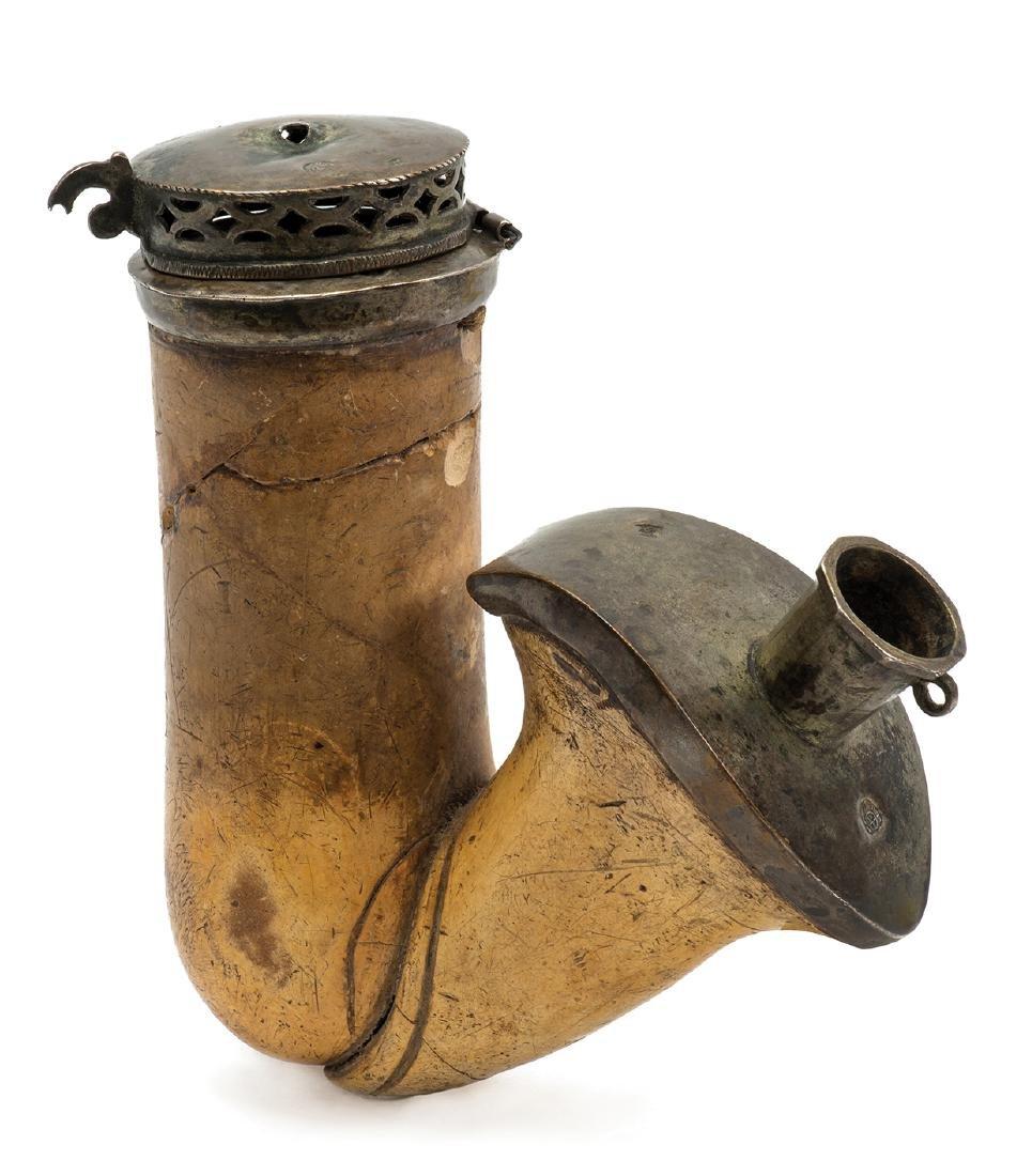 """The Pipe of the """"Yehudi HaKadosh"""" of Peshischa"""