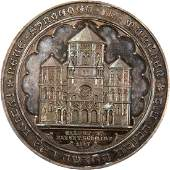 Medal - Inauguration of a Synagogue in Munich -