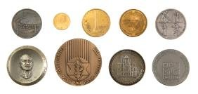 Collection of Israeli Medals