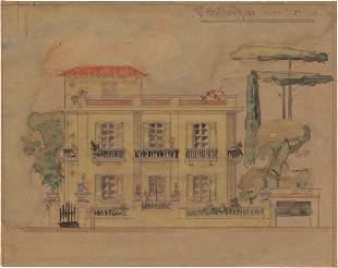 Yosef Eliyahu Chelouche House - Collection of...