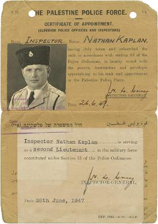 Collection of Photographs and Documents - Jew...