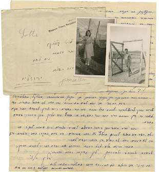 Collection of Letters - a Couple of Detainees...