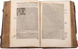 Josephus Flavius - Writings - Latin - Cologne...