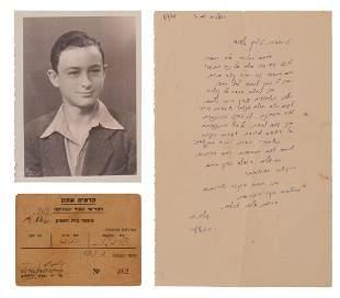 Collection of Documents Yehoshua Frankel De