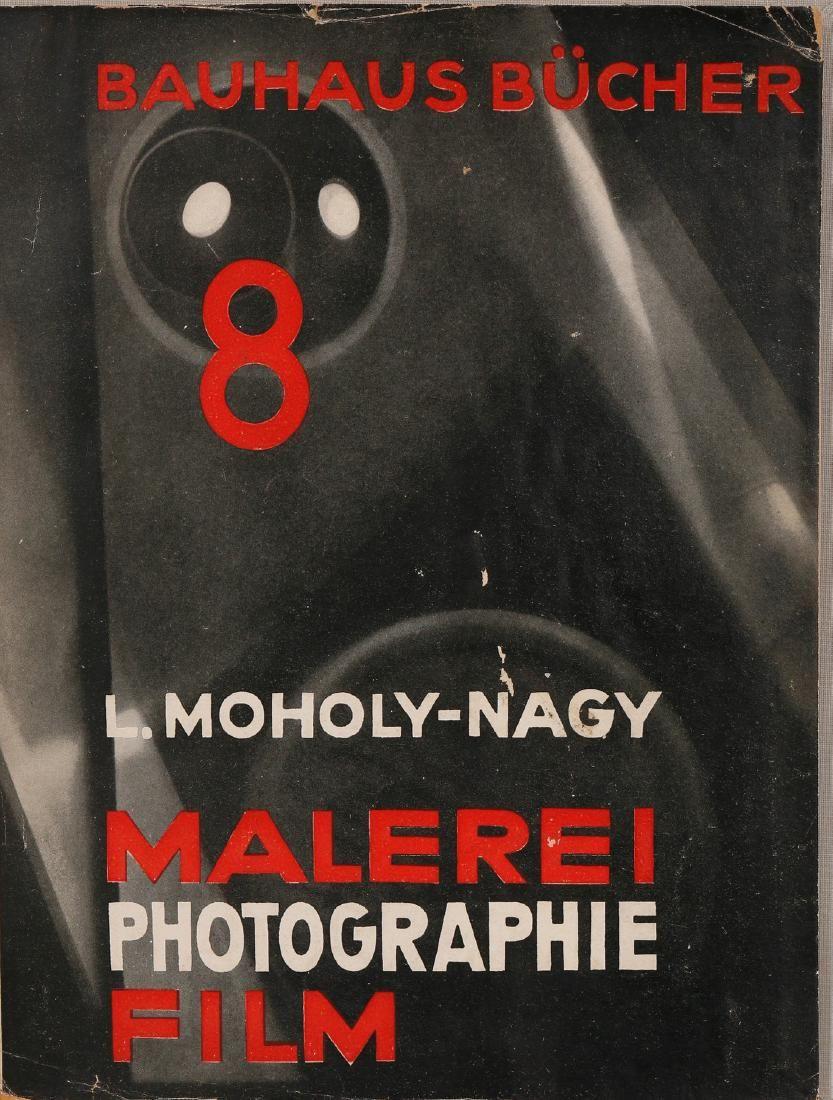 Bauhausbucher No. 8 - Munich, 1925