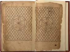Four Handwritten Volumes, the Five Books of the T...