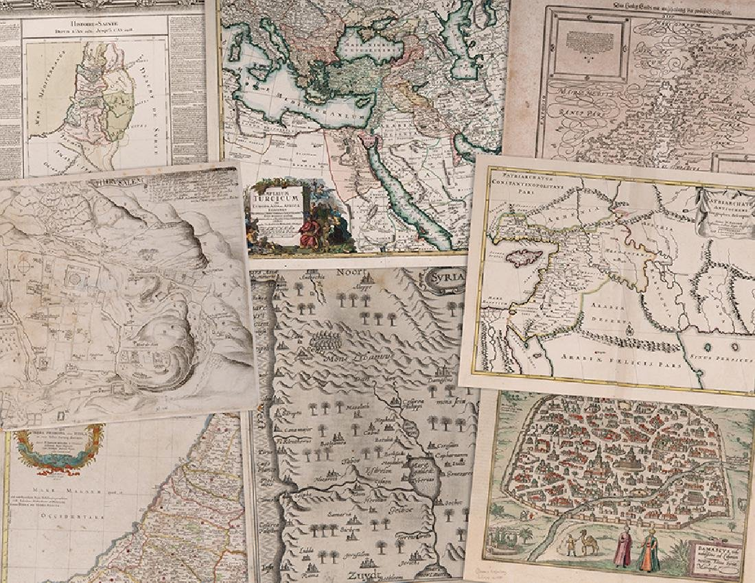 High-Quality, Extensive Collection of Maps - Maps of