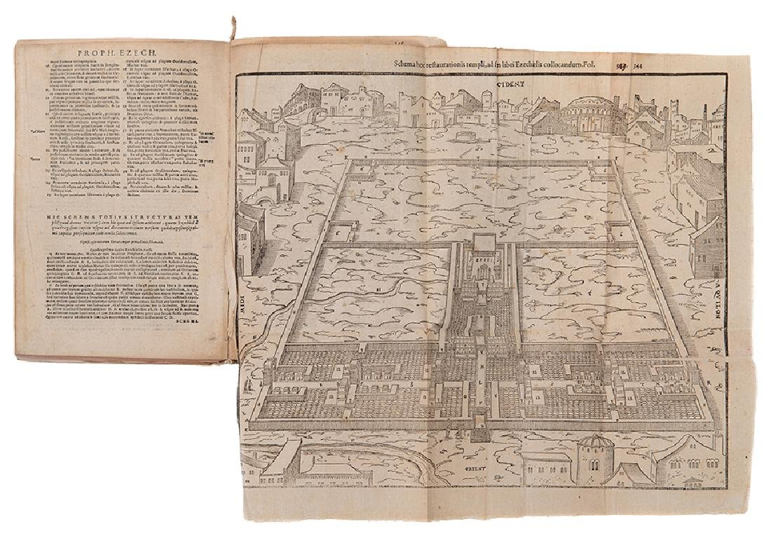 Bible Accompanied by Illustrations and Maps - Lyon,