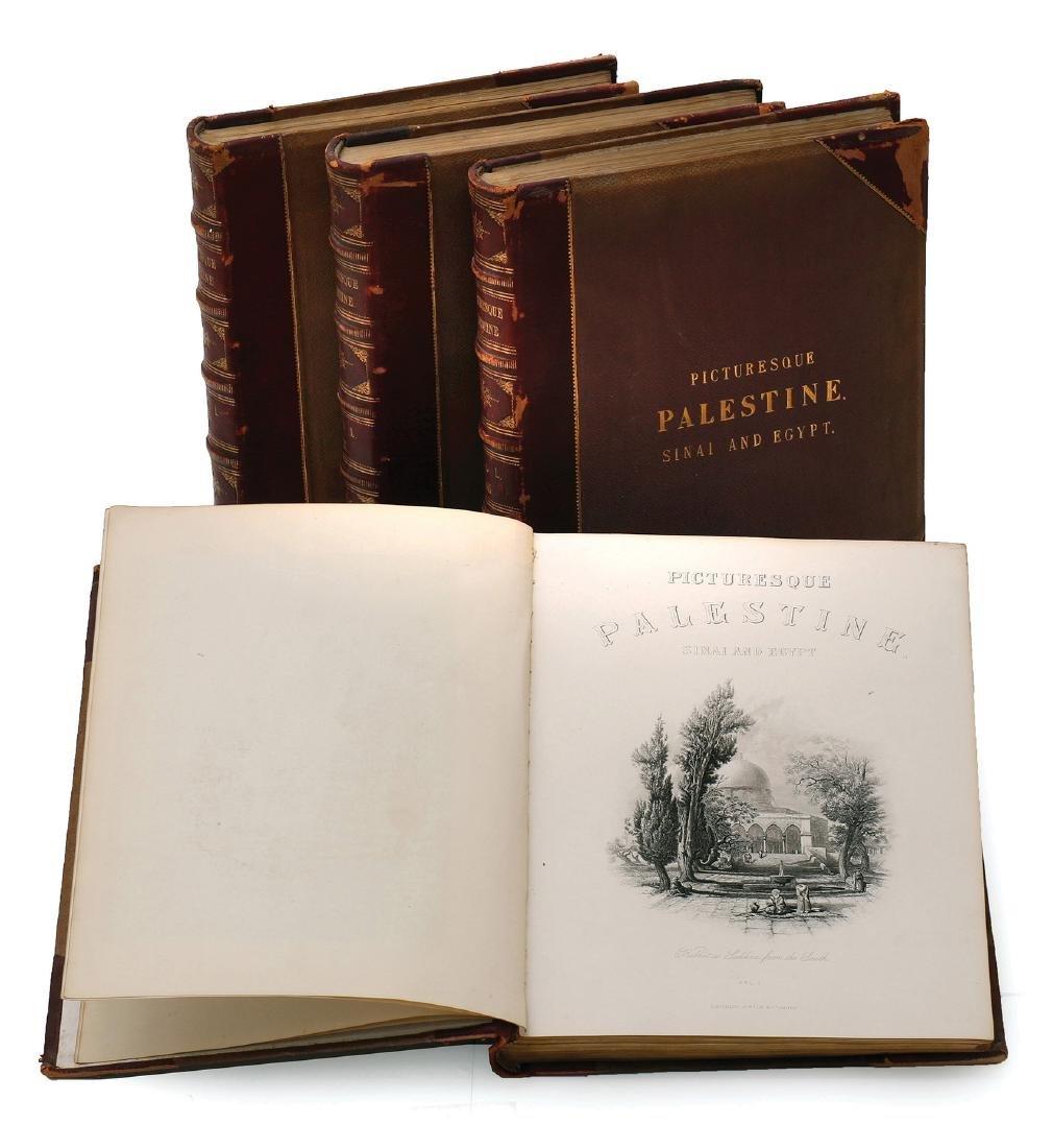Picturesque Palestine - Comprehensive Study of