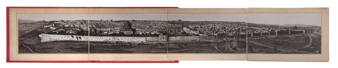 Album of Prints - Souvenir from Jerusalem - Moses