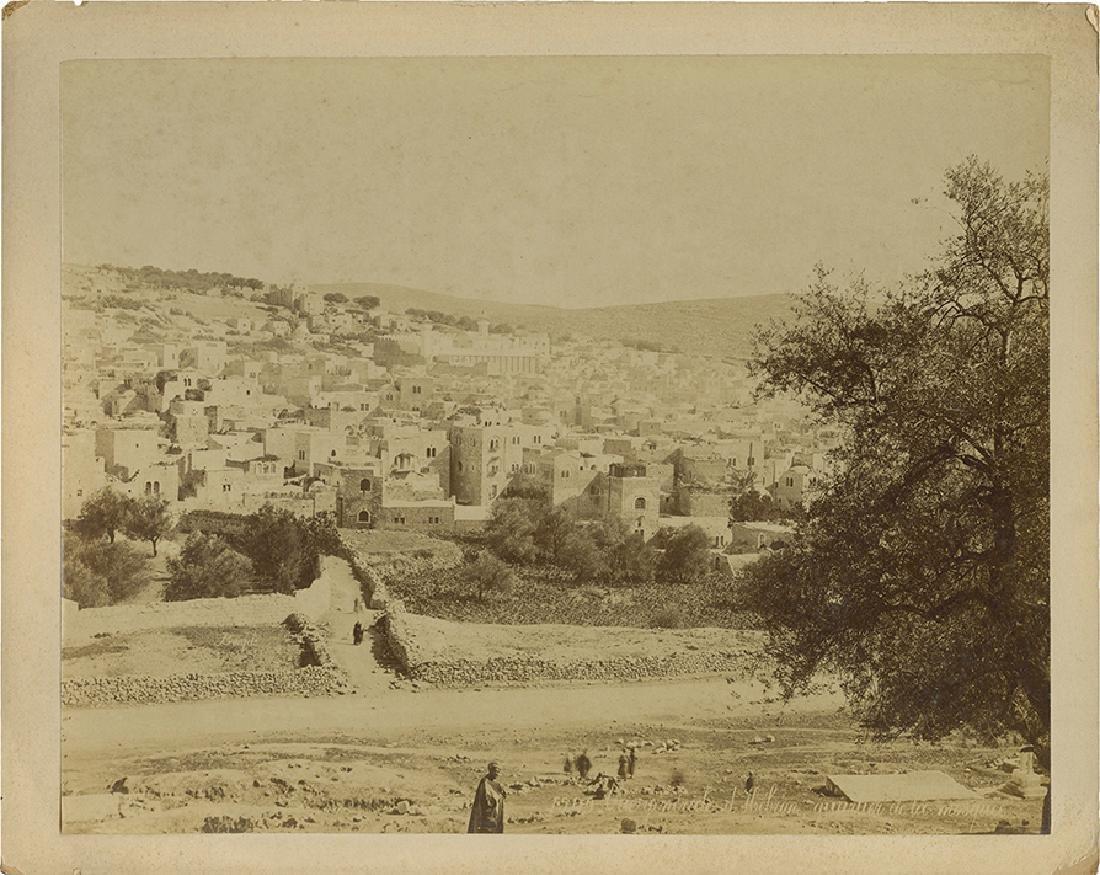 Collection of Photographs of Palestine - Felix Bonfils