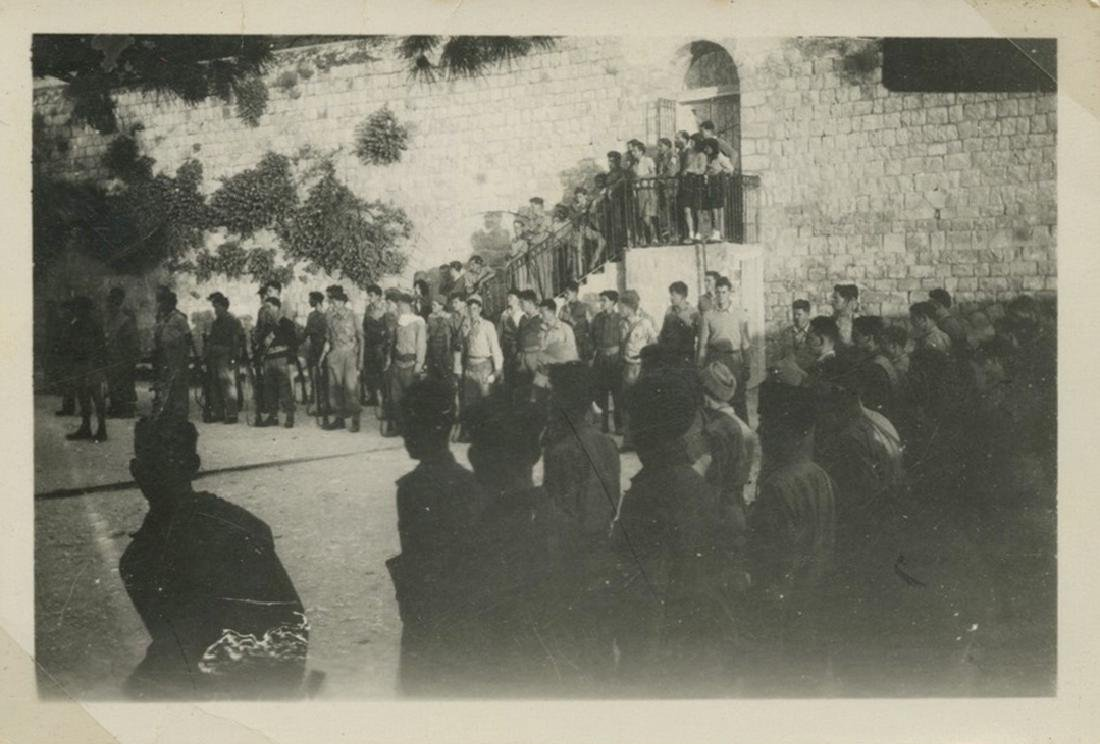 Collection of Photographs - Early Days of the IDF, Suez