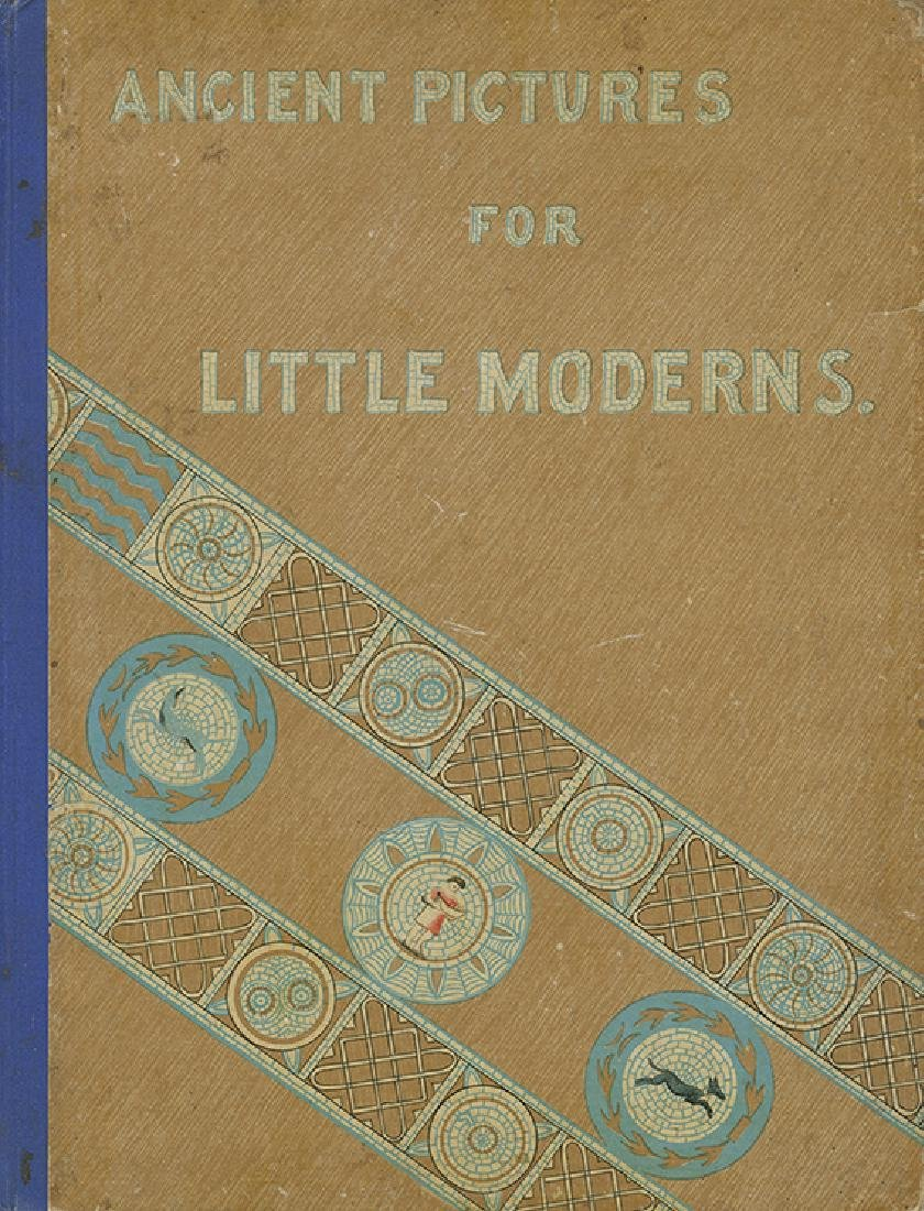 Ancient Pictures for Little Moderns - Illustrated