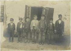 Photographs from Zhitomir - 1905 Pogrom and Group