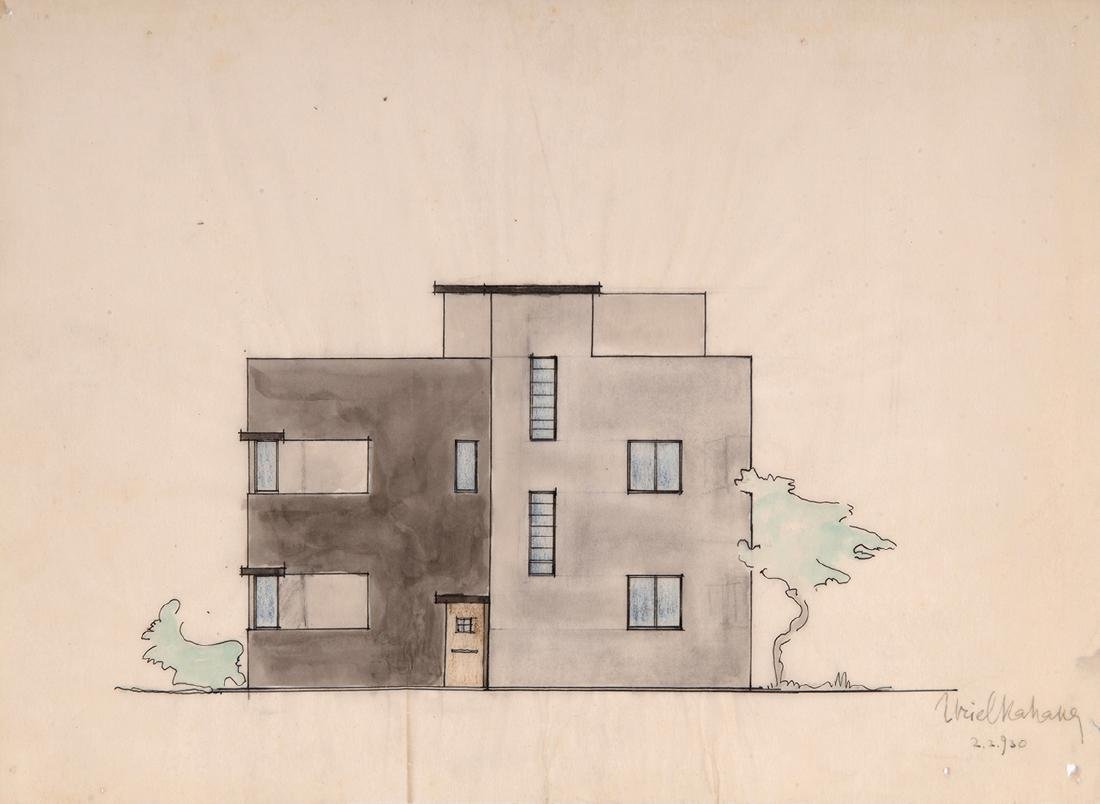 Collection of Architectural Drawings and Interior