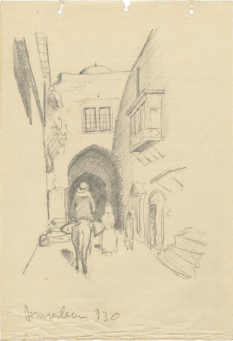 Archive of Drawings, Sketches and Commercial Works -