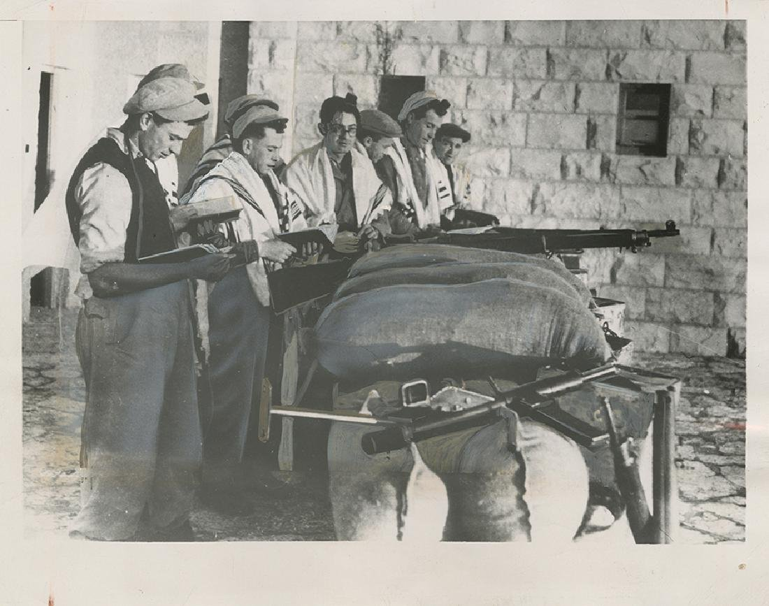 Collection of Press Photographs - War of Independence,