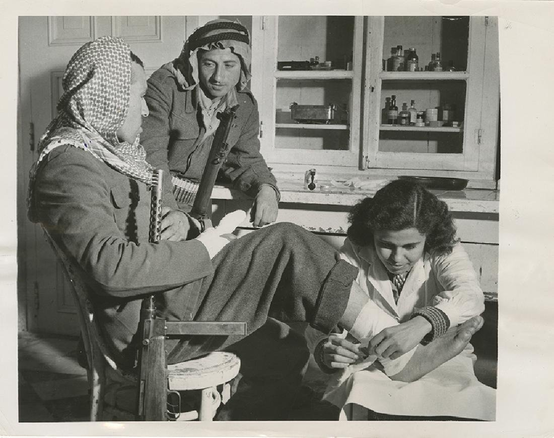 Collection of Press Photographs - War of Independence -