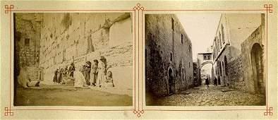 """Souvenir from the East"" Album – 100 photographs by Fel"
