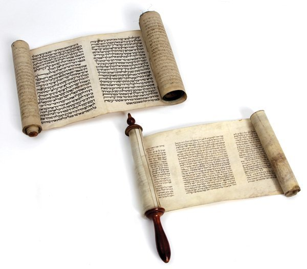 Two Esther Scrolls, 19th century
