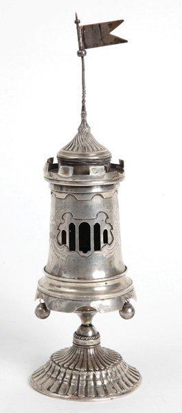 Spice Tower – Torino, 18th Century