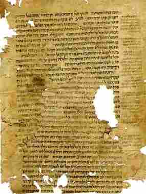 Leaf Remnants of Radak Commentary – Guadalajara, 1482 /