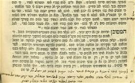 Three Books from the Library of Rabbi Samuel Garji,