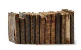 Collection of Books - Fine Leather Bindings