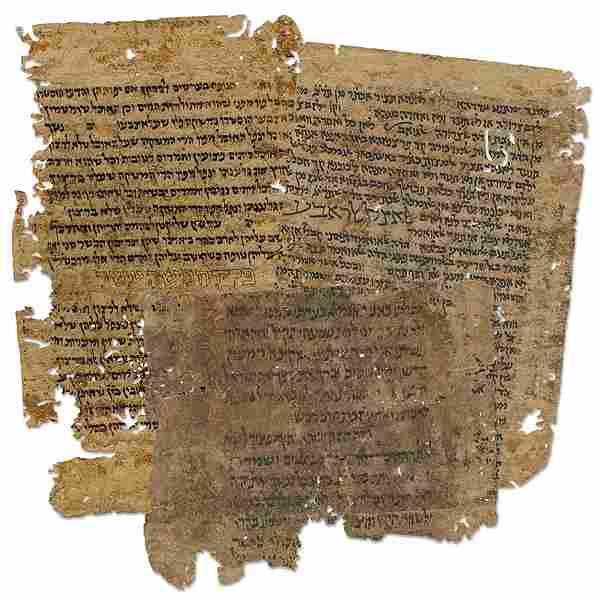 Collection of Ancient Manuscript Remnants - Yemen