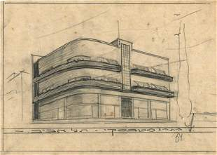 Collection of Architectural Drawings - Appenzeller