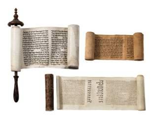 Three Esther Scrolls