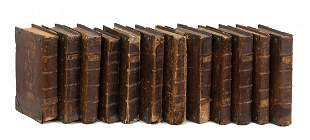 Babylonian Talmud Set - Amsterdam and Frankfurt am Main