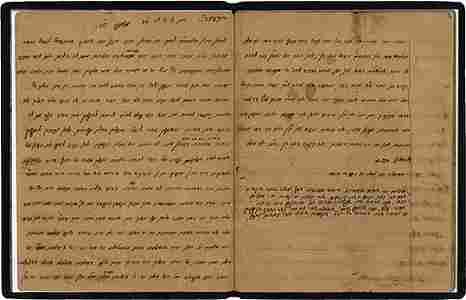 Notebooks of Rabbi Moshe Ya'ir Weinstock - Poems and