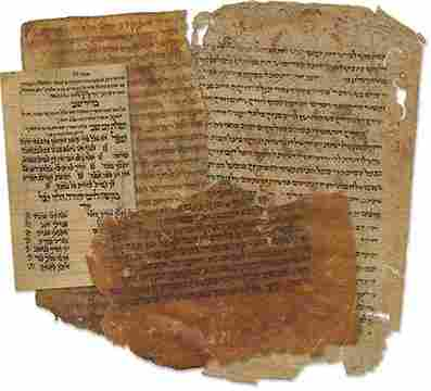 Collection of Manuscripts and Remnants of Ancient